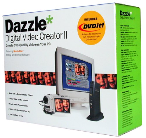 Dazzle Digital Video Creator 80