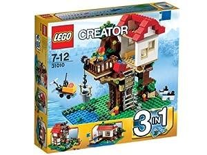 LEGO Creator - La casa en el árbol (31010)