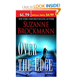 Over the Edge (Troubleshooters, Book 3) Suzanne Brockmann