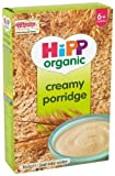 "HiPP Organic Stage 1"" From 6 Months"" Creamy Porridge 160 g (Pack of 4)"