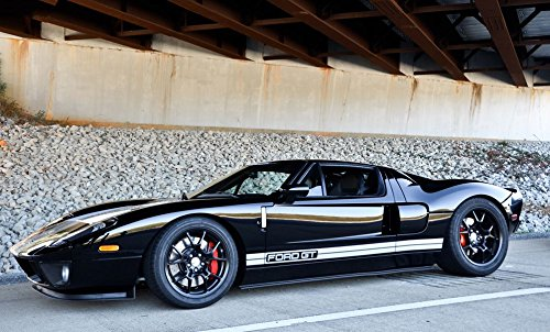 ford-gt-customized-23x14-inch-silk-print-poster-seide-poster-wallpaper-great-gift