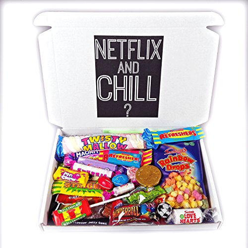the-netflix-and-chill-30-piece-retro-sweets-box-by-moreton-gifts