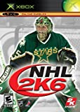 NHL 2K6 - Xbox (Jewel case)
