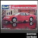 89 Ford Thunderbird SC Coupe 1989 フォード サンダーバード クーペ Revell 7166 1:25スケール プラモデル [並行輸入品]