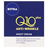 NIVEA Visage Anti-Wrinkle Q10Plus Night Cream 50ml