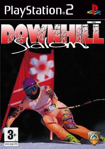 Downhill Slalom  (PS2)