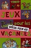 """Afficher """"Jeux pour les vacances"""""""