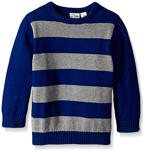 12e7ff74c792 The Children s Place Baby-Boys Bold Stripe Sweater