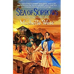 Sea of Sorrows (The Sun Sword, Book 4) by Michelle West