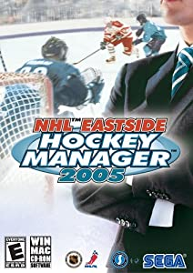 NHL Eastside Hockey Manager 2005 (PC & Mac) by Sega