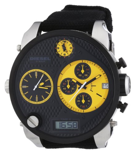 Diesel Men's Studio Mixer S.B.A Multi Dial Ana-Digi Watch - Dz7234