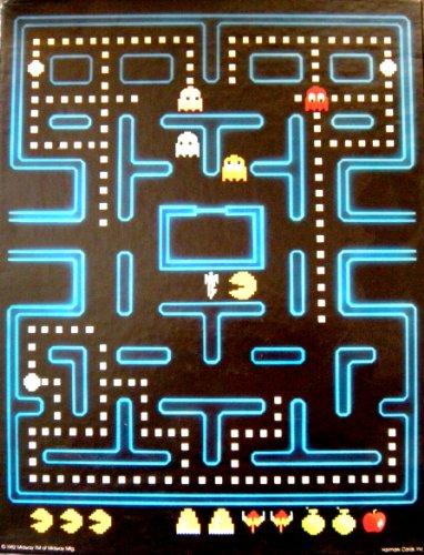 Pac-Mania-500-Piece-Puzzle-by-Springbok