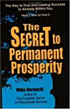 img - for Secret to Permanent Prosperity, The book / textbook / text book
