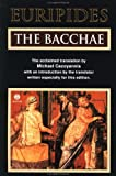 The Bacchae (Meridian classics) (0452008859) by Euripides