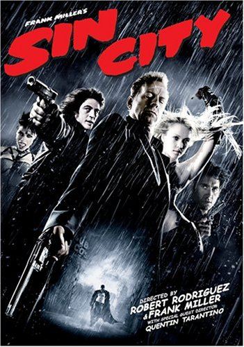 Sin City [DVD] [Import]