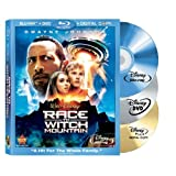Race to Witch Mountain Three-Disc Edition: Blu-ray/DVD/Digital Copy – Just $6.49!