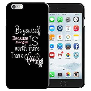 Theskinmantra Naked Soul back cover for iPhone 6