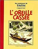 echange, troc Hergé - L'Oreille cassée (mini-album en noir et blanc)