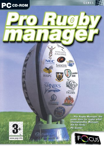 Pro Rugby Manager (PC CD)
