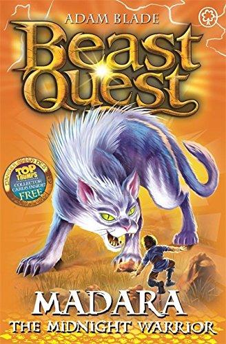 40: Madara the Midnight Warrior (Beast Quest)