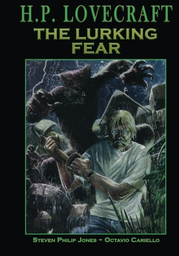 H.P. Lovecraft The Lurking Fear [Jones, Steven Philip] (Tapa Blanda)