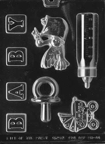 BABY KIT Baby Candy Mold Chocolate