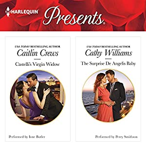 Castelli's Virgin Widow & The Surprise De Angelis Baby Audiobook