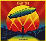 Celebration Day (Deluxe Edition 2CD, 1 Blu-Ray, 1 DVD (CD sized digipak) by Atlantic by Led Zeppelin (0100-01-01)