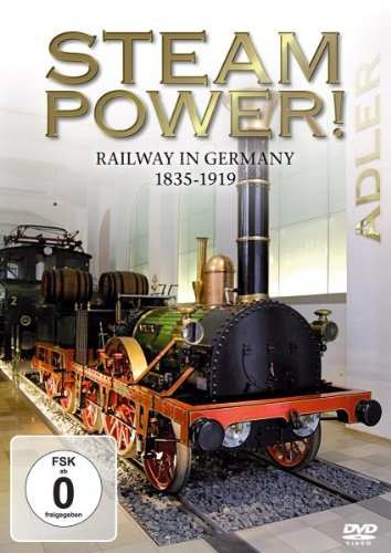 Steam Power! Railway In German