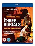 Three Burials - The Three Burials Of Melquiades Estrada [Blu-ray]