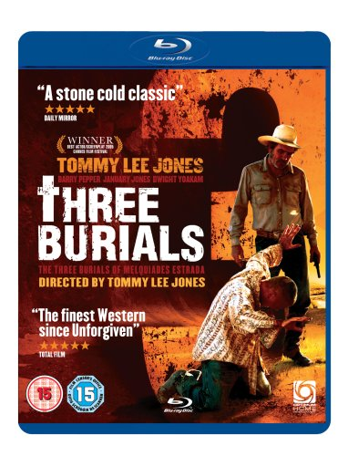 The Three Burials of Melquiades Estrada / Три могилы (2005)