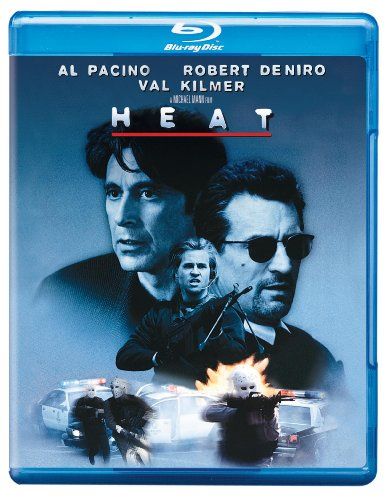 Cover art for  Heat [Blu-ray]