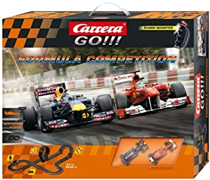 Carrera 62272 - GO!!! Formula Competition