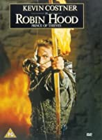 Robin Hood Prince Of Thieves [1991] [DVD]