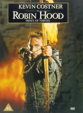 Robin Hood Prince Of Thieves [1991] [DVD]