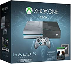 Console Xbox One 1TB/To + Halo 5 : Guardians