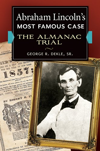 Abraham Lincoln's Most Famous Case: The Almanac Trial (Famous People Wi compare prices)