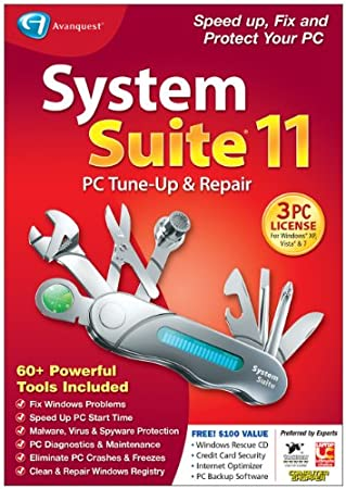 System Suite 11 Professional