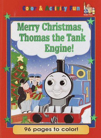 Merry Christmas, Thomas the Tank Engine!: (Must be ordered in carton quantity)