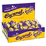 Cadbury Dairy Milk Caramel Eggs (Box of 48) BB4 07/12