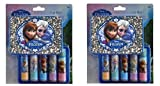 Disney Frozen 5 pk Lip Balm in Plastic Case x 2