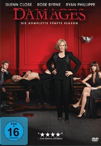 Damages - Im Netz der Macht, Die komplette fünfte Season [3 DVDs]