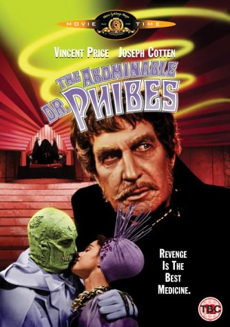 Abominable Dr Phibes [DVD]