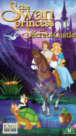 the-swan-princess-and-the-secret-of-the-castle-vhs