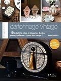 Cartonnage vintage...