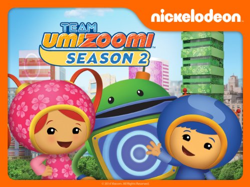 Team Umizoomi Season 2 - 1