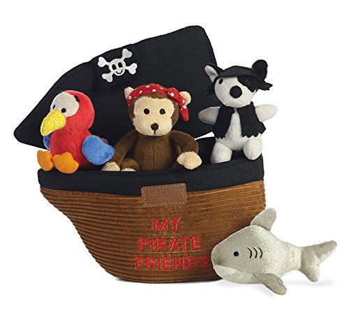 Pirate Ship Baby Talk Activity Carrier