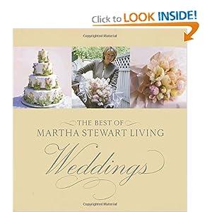 The Best of Martha Stewart Living : Weddings