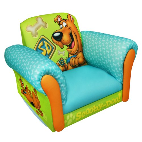 Warner Brothers Rocking Chair, Scooby-Doo front-191109