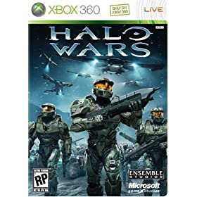 51PHbJg8WRL. AA280  Halo Wars For Xbox 360   $20 + S&H